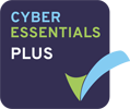 Russell Gibson complies with the requirements of the Cyber Essentials Plus scheme
